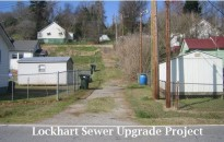 Lockhart Sewer Upgrade Project