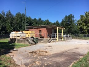 Meansville Road Pump Station